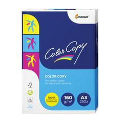 Бумага COLOR COPY, БОЛЬШОЙ ФОРМАТ (297х420 мм), А3, 160 г/м2, 250 л., для полноцветной лазерной печати, А++, Австрия, 161% (CIE)