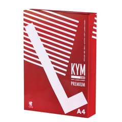 "Бумага офисная А4, класс ""A"", KYM LUX PREMIUM, 80 г/м2, 500 л., Финляндия, белизна 170% (CIE)"