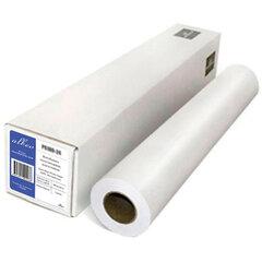 Рулон для плоттера (холст), 610 мм х 18 м х втулка 50,8 мм, 380 г/м2, универсальный глянцевый, ALBEO UGC380-24