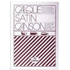 Калька CANSON Microfine, А4, 110 г/м2, 100 листов, белая, 0017120