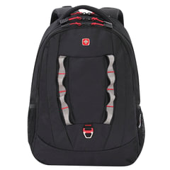 Рюкзак WENGER, универсальный, черный, 30 л, 47х34х18 см