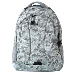 Рюкзак WENGER, универсальный, светло-серый камуфляж, 34 л, 48х37х19 см