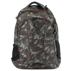 Рюкзак WENGER, универсальный, зеленый камуфляж, 34 л, 48х37х19 см, 6659600408