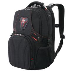 Рюкзак WENGER, универсальный, черный, функция ScanSmart, 35 л, 47х36х21 см
