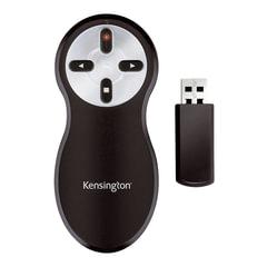 Указка-презентер лазерная KENSINGTON беспроводная, радиус 20 м, красный луч (ACCO Brands, США), K33374EUB/33374