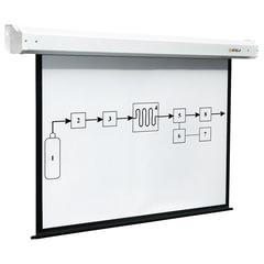 Экран проекционный настенный (210х280 см), матовый, электропривод, 4:3, DIGIS ELECTRA, DSEM-4306