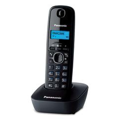 Радиотелефон PANASONIC KX-TG1611RUH, память 50 номеров, АОН, повтор, часы/будильник, серый