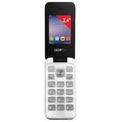 "Телефон мобильный ALCATEL One Touch 2051D, 2 SIM, 2,4"", MicroSD, белый"
