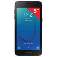 "Смартфон SAMSUNG Galaxy J2 Core, 2 SIM, 5"", 4G (LTE), 5/8 Мп, 8 Гб, microSD, черный, пластик"