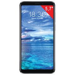 "Смартфон MEIZU M8 M813H, 2 SIM, 5,7"", 4G (LTE), 5/5 + 12 Мп, 64 ГБ, MicroSD, черный, металл"