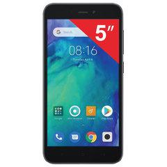 "Смартфон XIAOMI Redmi GO, 2 SIM, 5"", 4G (LTE), 5/8 Мп, 8 Гб, черный, пластик"