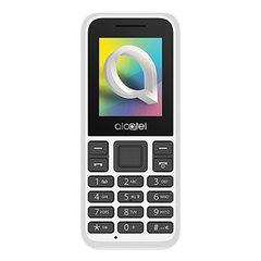 """Телефон мобильный ALCATEL One Touch 1066D, 2 SIM, 1,8"""", белый"""