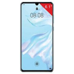 "Смартфон HUAWEI P30, 2 SIM, 6,1"", 4G (LTE), 32/40 + 16 + 8 Мп, 128 ГБ, голубой, металл"