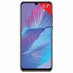 "Смартфон Huawei Y8 P, 2 SIM, 6,3"", 4G (LTE), 16/42 + 8 + 2 Мп, 128 ГБ, nanoSD, черный, пластик"