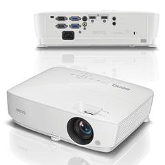 Проектор BENQ MW533, DLP, 1280x800, 16:10, 3300 лм, 15000:1, 2,41 кг