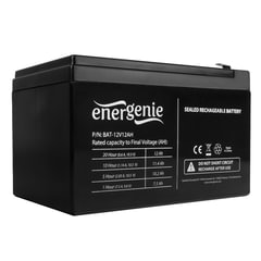 Аккумуляторная батарея для ИБП любых торговых марок, 12 В, 12 Ач, 151x99x96 мм, ENERGENIE, BAT-12V12AH