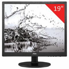 """Монитор AOC Professional I960SRDA 19"""" (48.3 см), 1280x1024, 5:4, IPS, 5 мс, 250cd, VGA, черный"""