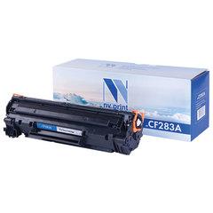 Картридж лазерный NV PRINT (NV-CF283A) для HP LaserJet Pro M125/M201/M127, ресурс 1500 стр.