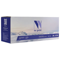 Картридж лазерный NV PRINT (NV-TK-1170) для KYOCERA ECOSYS M2040dn/M2540dn/M2640idw, ресурс 7200 стр.