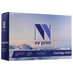 Картридж лазерный NV PRINT (NV-052H) для CANON MF421 / LBP212/ 215, ресурс 9200 страниц