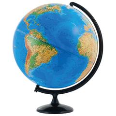 Глобус физический, диаметр 420 мм (Россия)