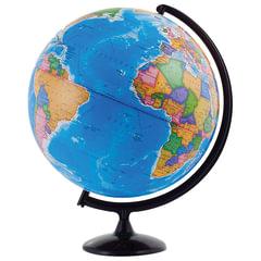 Глобус политический, диаметр 420 мм