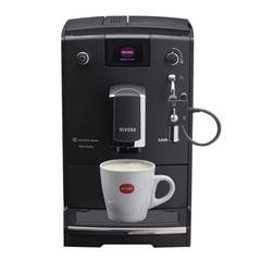 Кофемашина NIVONA NICR660, 1455 Вт, объем 2,2 л, емкость для зерен 250 г, ручной капучинатор, черная