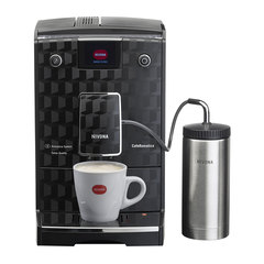 Кофемашина NIVONA NICR788, 1455 Вт, объем 2,2 л, емкость для зерен 250 г, автокапучинатор, черный