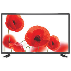 Телевизор TELEFUNKEN 32'' (80 см), TF-LED32S54T2, 1366x768, HD Ready, 50 Гц, 3 HDMI, USB, черный, 4,2 кг