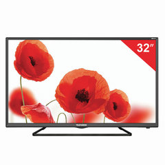 Телевизор TELEFUNKEN TF-LED32S52T2S, 32'' (81 см), 1366x768, HD, Smart TV, Android, Wi-Fi, черный