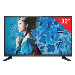 Телевизор ERISSON 32'' (81,3 см), 32LES85T2SM, 1366х768, HD Ready, SmartTV, 50 Гц, 3 HDMI, USB, черный, 4,2 кг