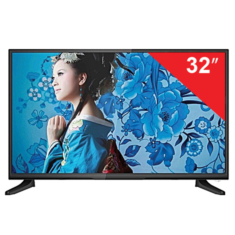 Телевизор ERISSON 32LES85T2, 32'' (81 см), 1366х768, HD, 16:9, черный
