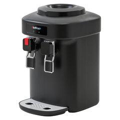 Кулер для воды HOT FROST D65EN, настольный, нагрев/охлаждение, 2 крана, черный