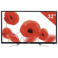 """Телевизор TELEFUNKEN TF-LED32S81T2S, 32"""" (81 см), 1366х768, HD, 16:9, Smart TV, Android, Wi-Fi, черный"""