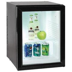 """Холодильная витрина GASTRORAG """"BCW-40B"""", общий объем 40 л, 54,6x40,2x44,5 см, черный"""