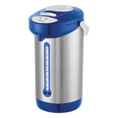 Термопот ECON ECO-300TP, 600 Вт, 3 л, 3 режима подачи воды, металл, синий/серебро
