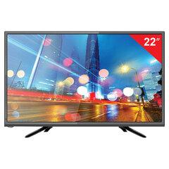 Телевизор ERISSON 22FLEK85T2 22'' (54 см), 1920x1080, Full HD, 16:9, черный