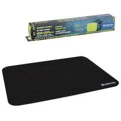 Коврик для мыши DEFENDER GP-800 Viking, ткань+натуральная резина, 405х285х4 мм, черный