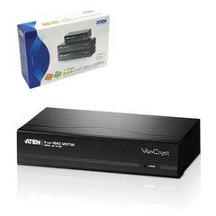 Разветвитель SVGA ATEN, 4-портовый, для передачи аналогового видео, каскадируемый