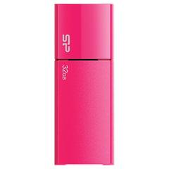 Флеш-диск 32 GB SILICON POWER Ultima U05 USB 2.0, розовый, SP32GBUF2U05V1H
