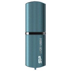 Флеш-диск 32 GB, SILICON POWER Marvel M50, USB 3.1, металлический корпус, голубой, SP32GBUF3M50V1B