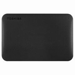 """Внешний жесткий диск TOSHIBA Canvio Ready 4TB, 2.5"""", USB 3.0, черный, HDTP240EK3CA"""