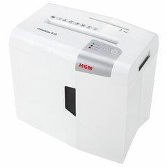 Уничтожитель (шредер) HSM SHREDSTAR S10-6, 2 уровень секретности, 6 мм, 10 листов, 18 литров, 1042121