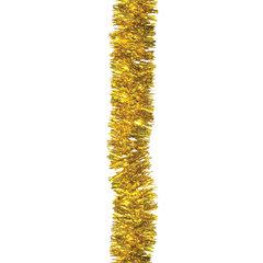 Мишура 1 штука, диаметр 50 мм, длина 2 м, золото