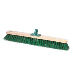Щетка для уборки техническая, ширина 60 см, щетина 6,5 см, деревянная, еврорезьба, SVIP, SV3120