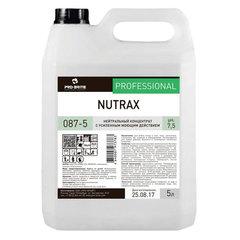 Средство моющее универсальное 5 л, PRO-BRITE NUTRAX, нейтральное, низкопенное, концентрат