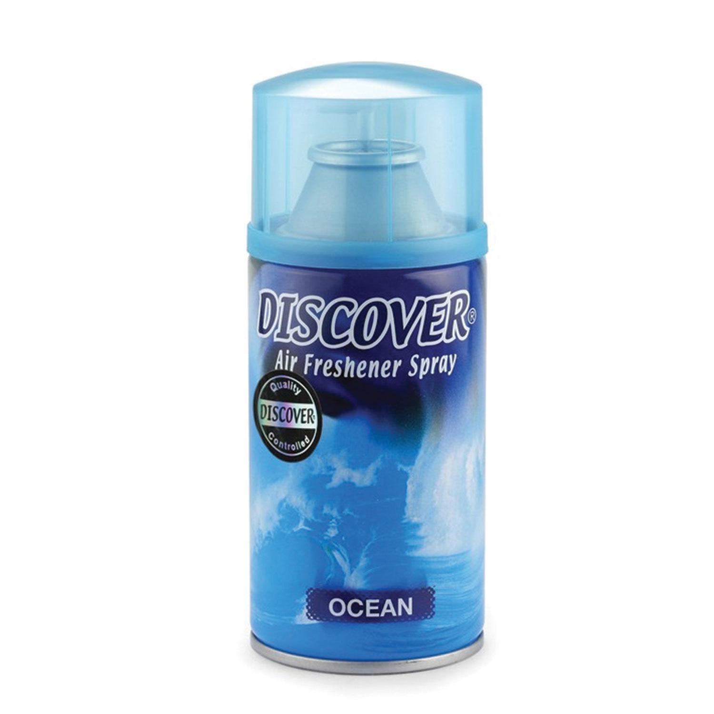 """Сменный баллон 320 мл, DISCOVER """"Ocean"""", морской, для диспенсеров DISCOVER"""