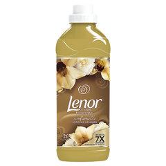 """Кондиционер-ополаскиватель для белья, 930 мл, LENOR (Ленор) """"Золотая орхидея"""", концентрат"""