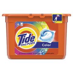 """Средство для стирки в капсулах 15 шт. по 24,8 г TIDE (Тайд) """"Color"""""""