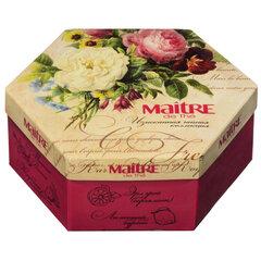 """Чай MAITRE de The (Мэтр) """"Цветы"""", АССОРТИ 12 вкусов, 60 пакетиков в конвертах, 120 г"""